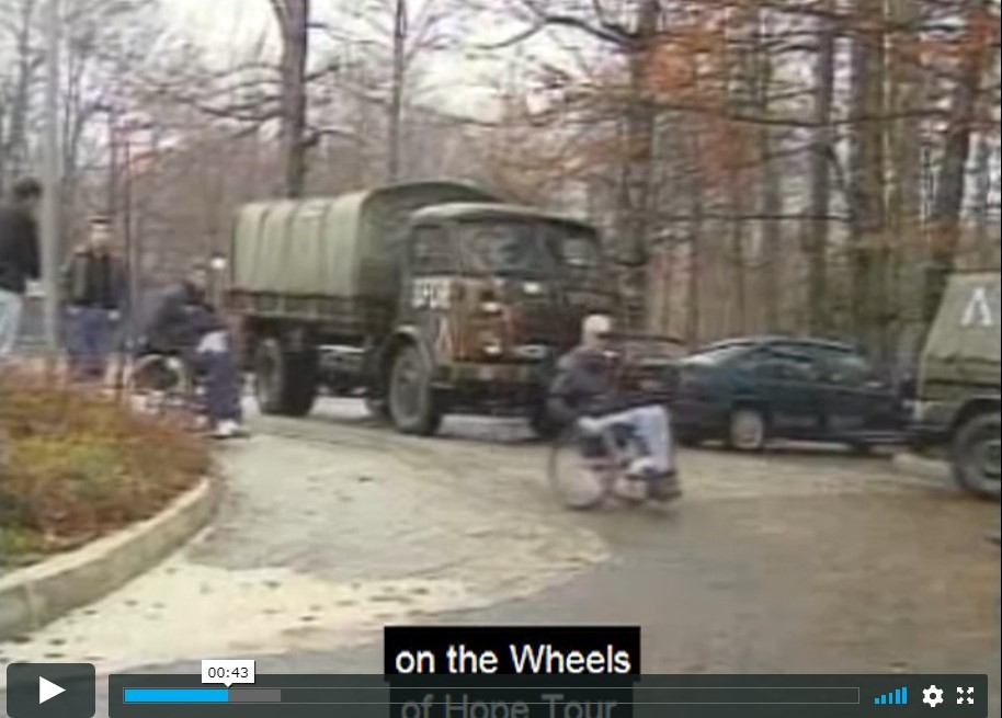 Wheels of Hope: Bosnia & Croatia
