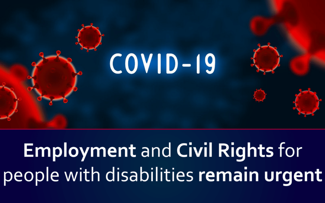 Free eLearning Modules from iDisability to Support Coronavirus Response Strategies