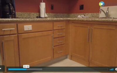 What makes a hotel room accessible (Residence Inn in San Juan Capistrano, CA)